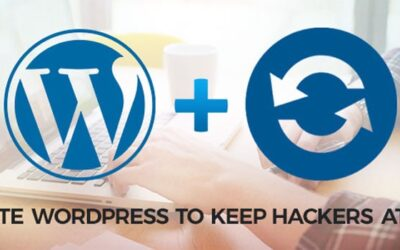 It's important to keep WordPress updated